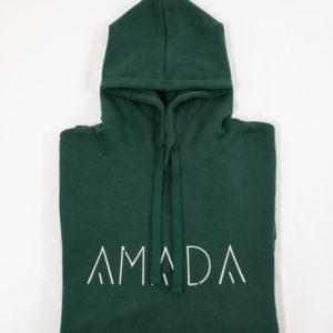 Amada Hoodie Green