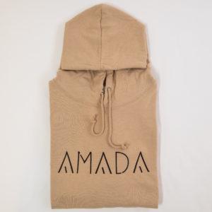 Amada Hoodie Beige